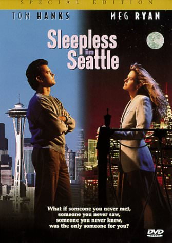 sleepless in seattle Sleepless in seattle (1993) soundtracks on imdb: memorable quotes and exchanges from movies, tv series and more.