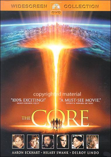 Земное ядро - Бросок в преисподнюю / The Core (2003)